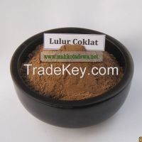Traditional Body Scrub (Lulur) Chocolate