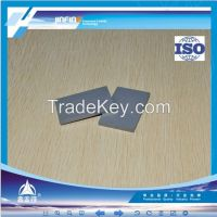 China Manufactor for blank tungsten carbide sheets /board/plate