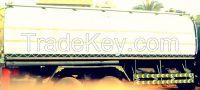 Fuel Tanker Semi-trailer