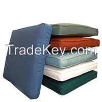 100% V lap polyester seat cushion