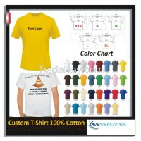 HOt Selling Custom Shirts available in all colous and sizes Cotton ,Polyster , cotton polyster mix