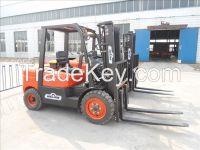 3.5 ton diesel forklift truck