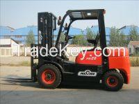 2 ton diesel forklift truck