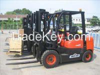2.5 ton diesel forklift truck capacity 2500kgs