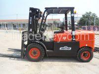 5 Tons Diesel Forklift Truck;