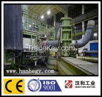heating pipe bend machine