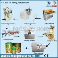 food can making line