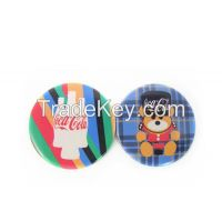 Hot sale button pin badge for promtional gift
