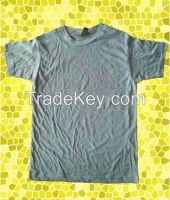Cotton and Polyester blend T shirts made for Europe Export