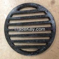 12 Round Cast Iron bar Floor Drain Strainer