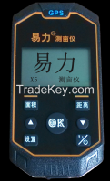 Handheld GPS Land Area Measuring Device   Land Area Measuring Instrument