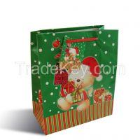 Art paper printed 4 colors Gift box_China printing factory