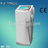 2015 Best IPL Hair Removal Machine + 808 Diode Laser Hair removal Machine