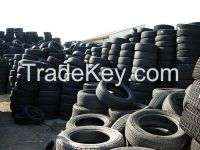 USED TRUCK TIRES (LT & TB Tires)
