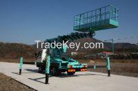 Aerial lift & Bucket truck