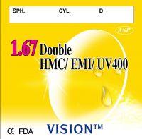 1.67 TORIC ASP USH EP UV400