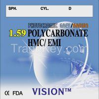 1.59 POLYCARBONATE PHOTOCHROMIC HMC/EMI