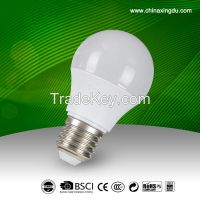 LED globular bulb