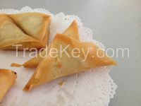 spring roll of vegetable