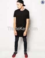 Hiphop Design Mens Blank Tall T Shirt  3170203