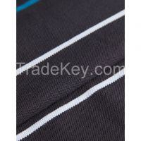 Mens Yarn Dyed Stripe Polo Shirt Wholesale China Factory  3170202