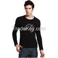 100% Cotton Custom Printing T Shirt for Men  3170204