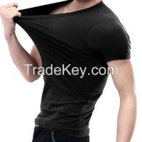 95 Cotton 5 Spandex Muscle Mens Tight Fit Hot T Shirt  3170207