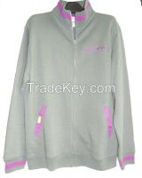Men's clothes in light fleece