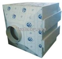 Activated carbon adsorption box
