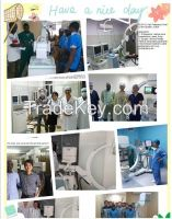 Medical equipment :x-ray machines , c-arm ,DR ,Mammography ,Ventilator  manufacturer