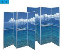 Combined Folding Screen