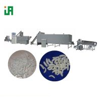 Puffed Rice Processing Line Machine