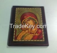 Nativity wall plaques #09397