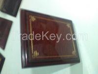 LOGO Plate , LOGO plaque ,Zipper Pull plaques #09398