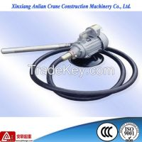 Construction machine ZN70 type with 6m flexible shaft insertion concrete vibrator
