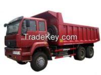 Golden Prince 6x4 Dump Truck
