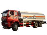 Tanker Truck, Oil Truck