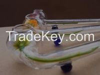 Australia Sweet Puff Oil Bubbler Glass Pipe, Australian Sweet Puff