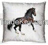 cushion with horse design