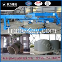 Professional Vertical automatic concrete pipe forming machine equipment manufacture from China
