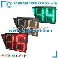 500mm led traffic countdown timer