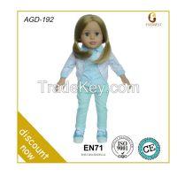 2015 new products custom doll/american girl doll/18'' american girl doll
