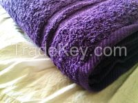 100% Egyptian Cotton Terry Towels