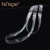 tpu clear elastic tape for garment accessories
