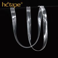 tpu clear elastic tape for garment accessories