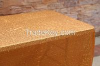 luxury 100% polyester sequin tablecloths