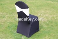 wedding spandex chair
