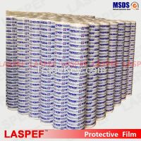 LASPEF High quality pe protective film, plastics films, big roll protective tape