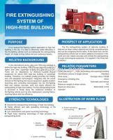 Fire Extinguishing System of High-Rise Building