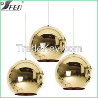 2015 Tom Dixon Copper shade pendant lighting